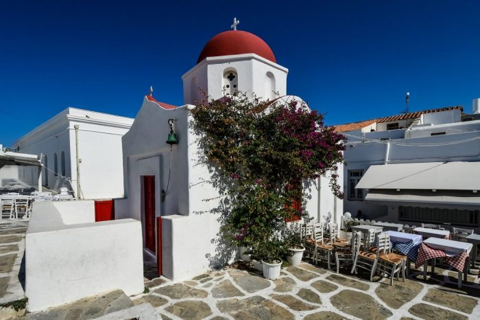 Grecia: Keep Calm & Go to Mykonos Agosto