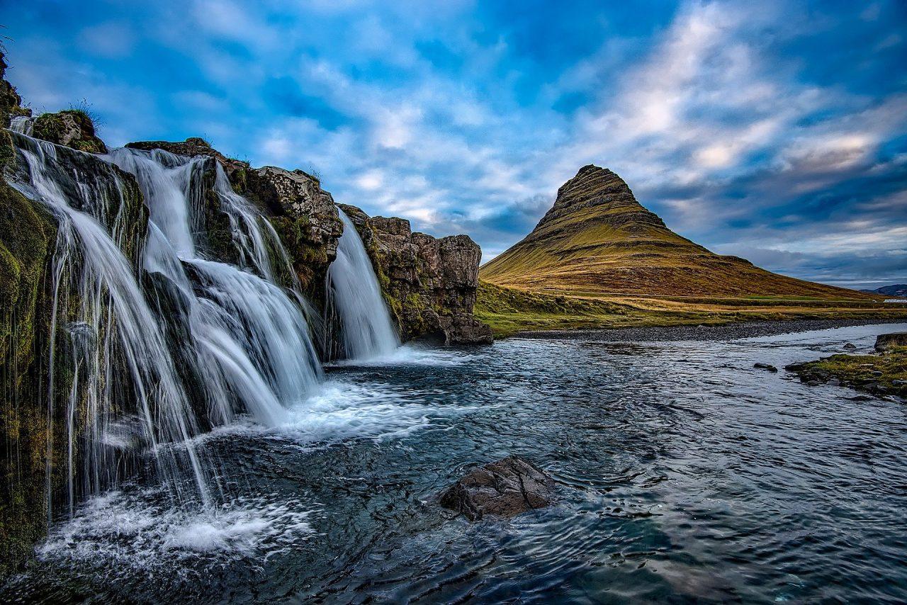 ISLANDA- AURORA BOREALE
