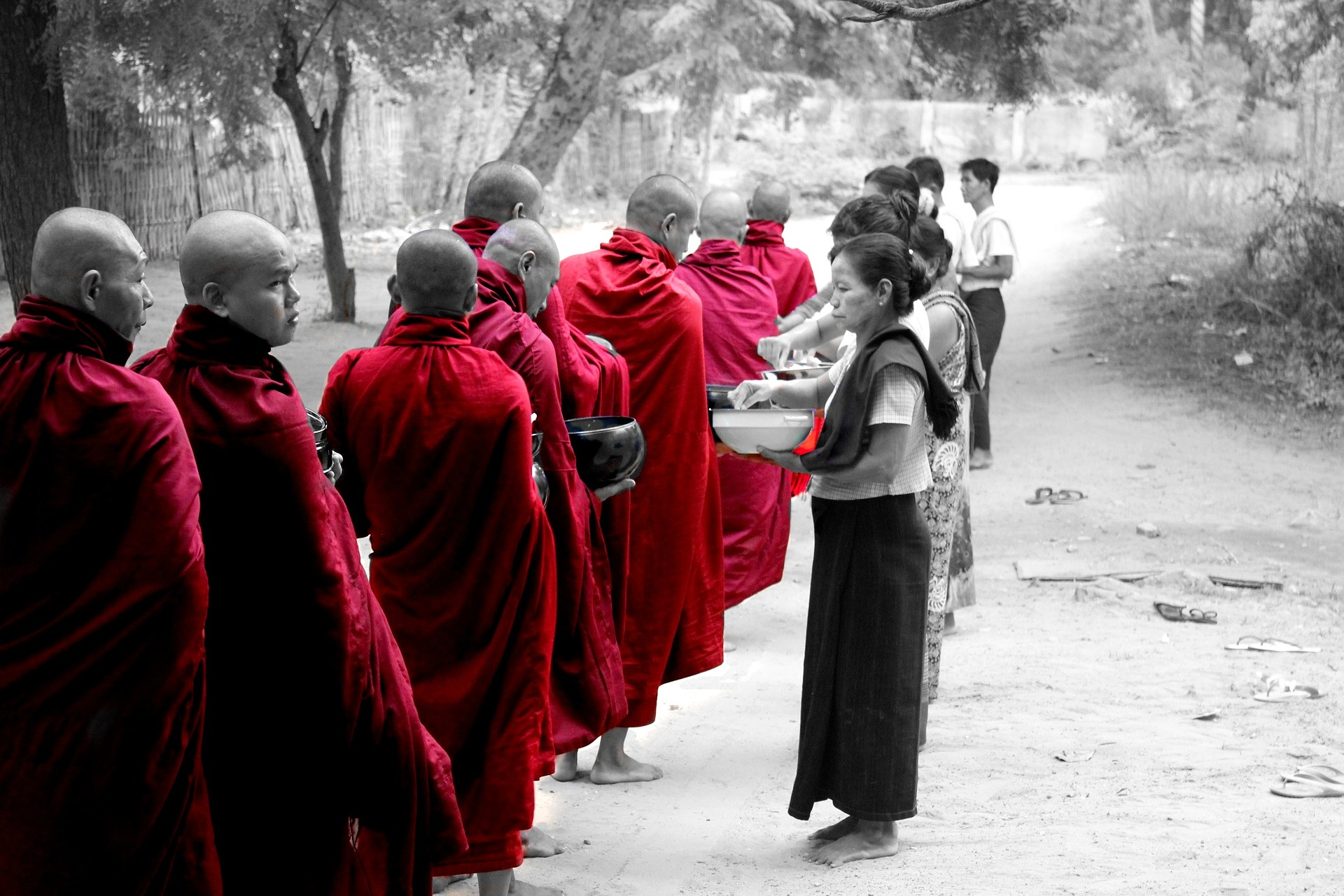 Guida viaggi Birmania Myanmar