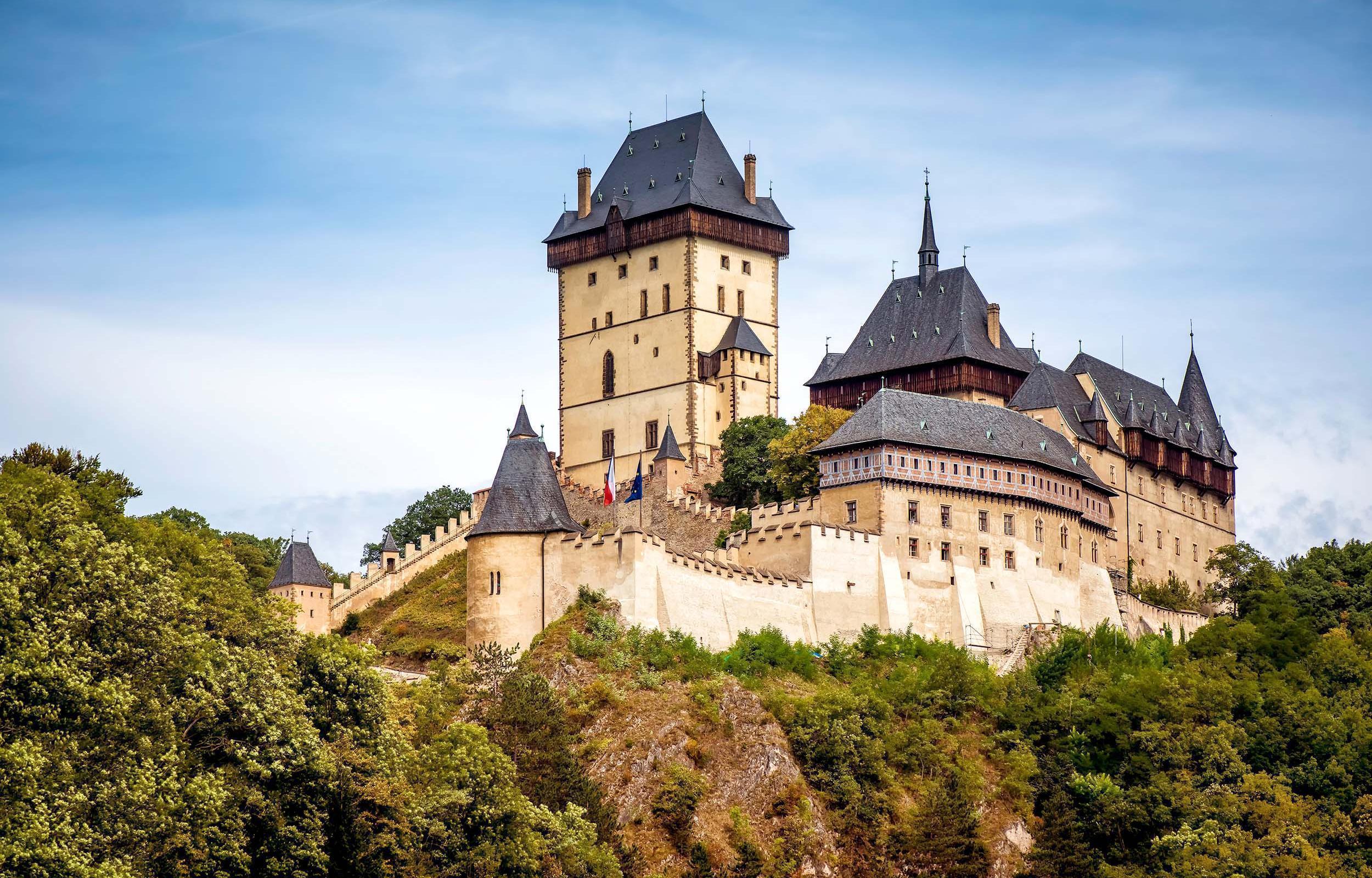 Praga e i Castelli della Boemia