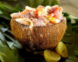Poisson Cru Tahiti