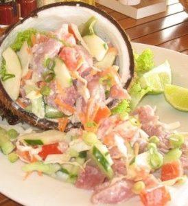 eia ota piatto nazionale tahitiano