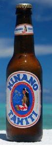 Birra Tahitiana Golden Hinano