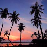 tramonto Sri Lanka