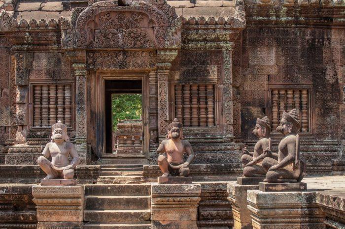Cambogia – Estensione Siem Rep