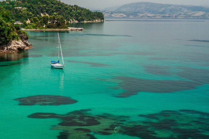 Corfù l'isola delle bandiere blu Offerta estate