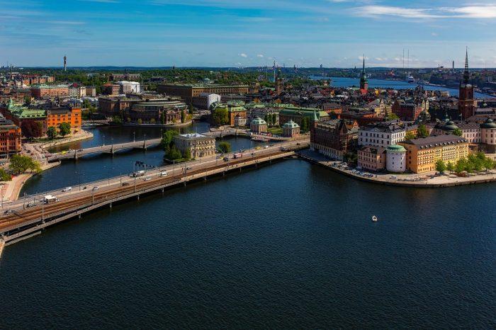 Svezia e Lapponia Svedese