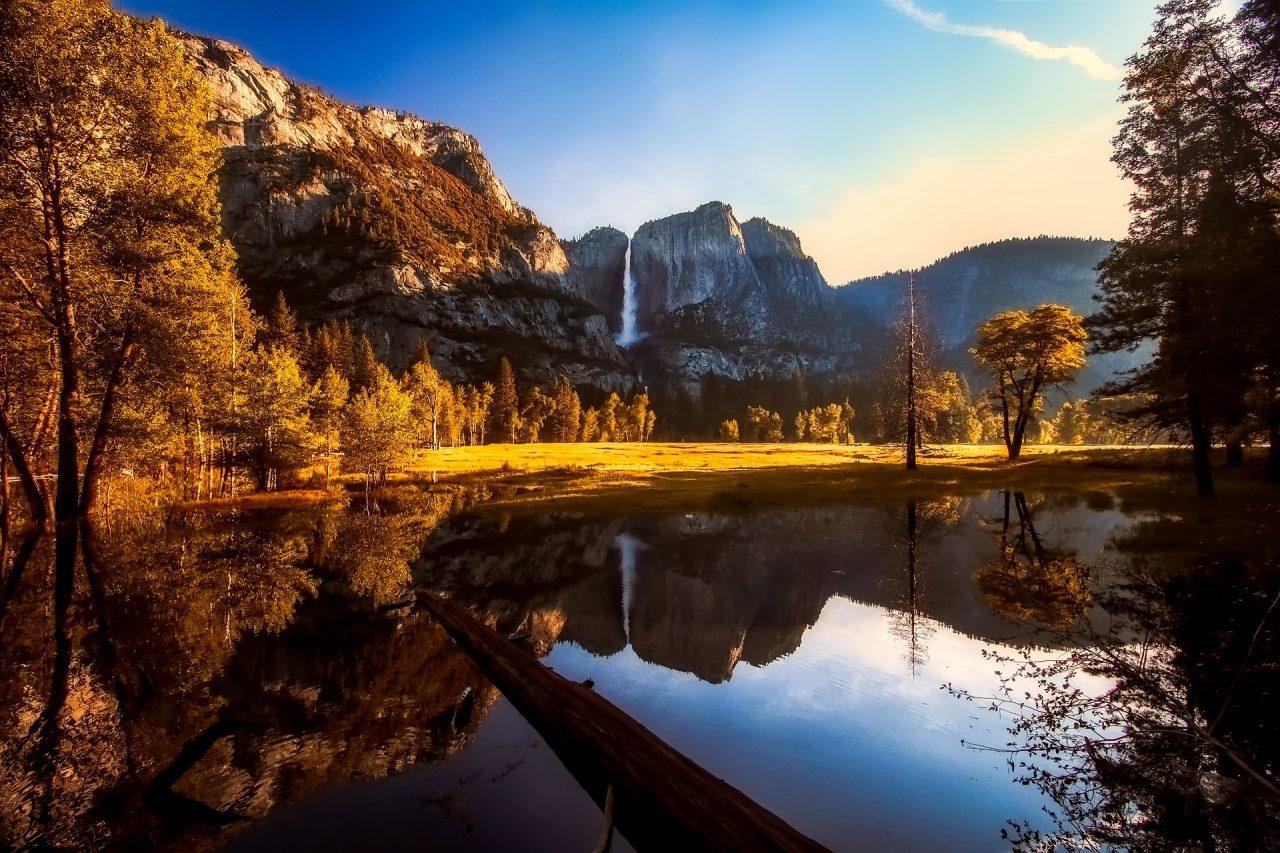 CALIFORNIA YOSEMITE PARK