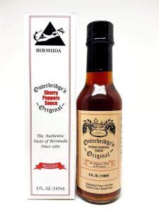 Outerbridge  sauce Bermuda