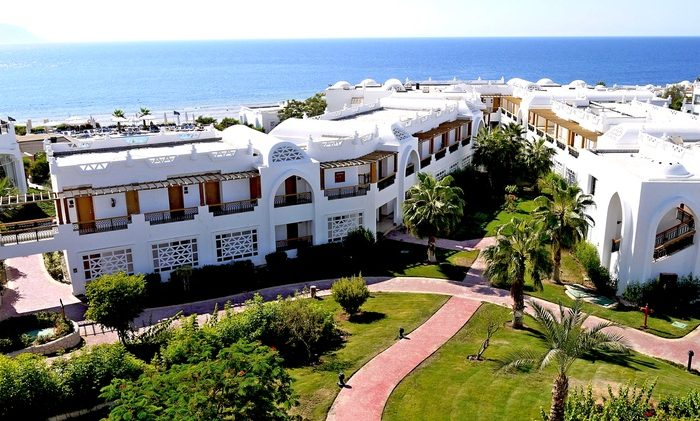 Mar rosso – Sharm El Sheikh – Futura Club Albatros Palace****