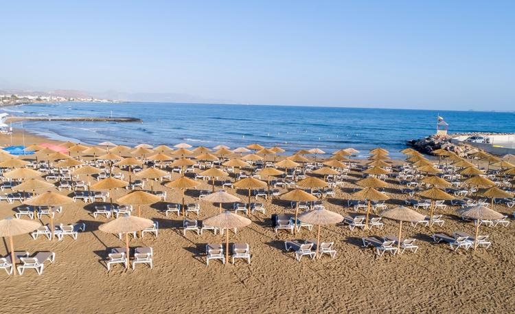 spiaggia marina beach creta grecia