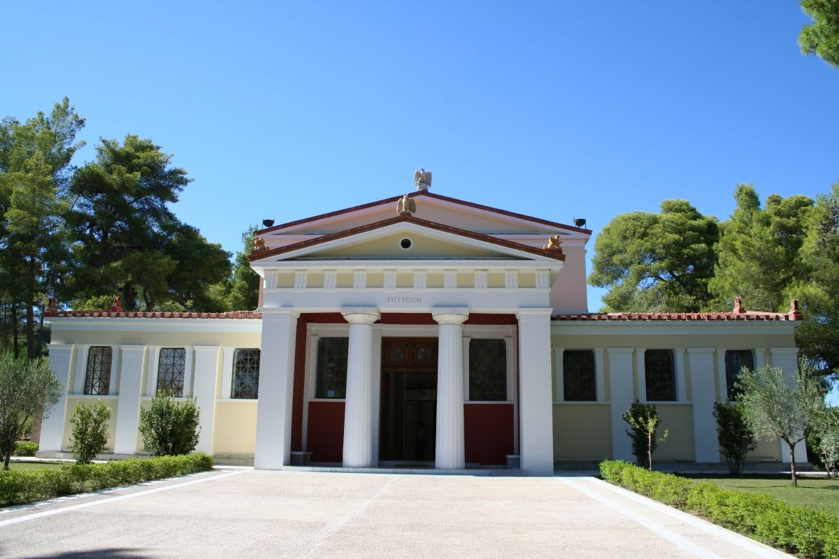 Argolide Epidauro Micene Olympia Delfi minitour privato da Atene