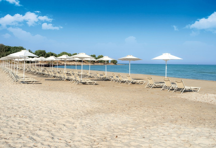spiaggia futura club euro village kos