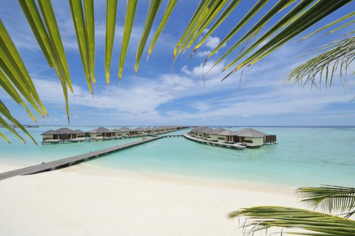 Maldive – Paradise Island****