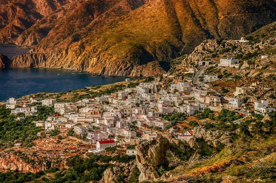 Racconti di Viaggio Karpathos