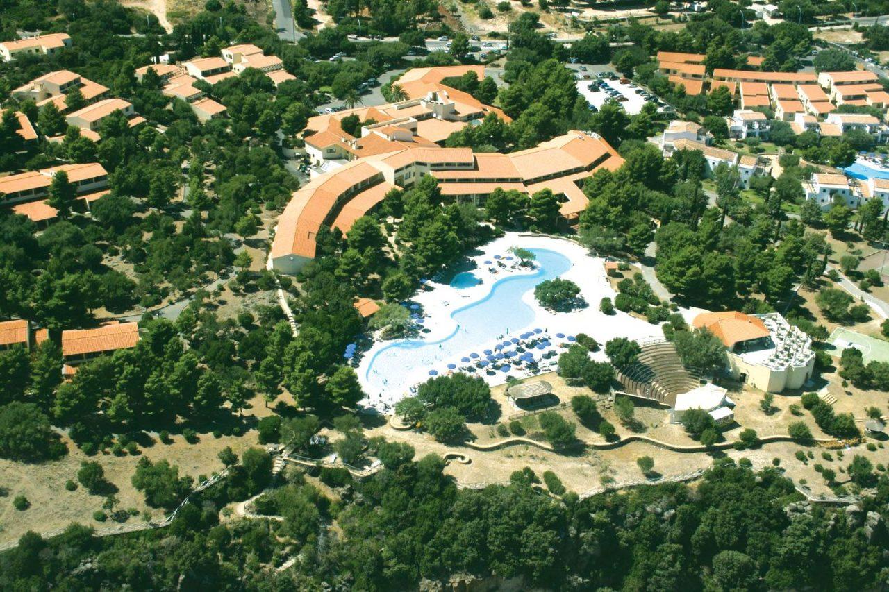 vacanza club esse palmasera resort