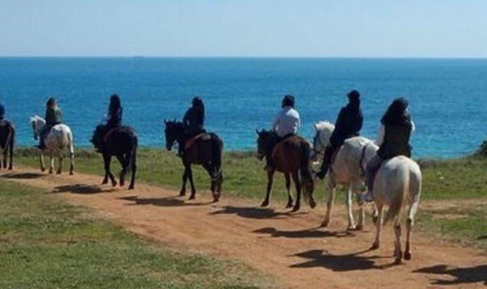 Puglia: cavalcando in Salento