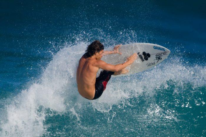 Surfando: Capo Verde