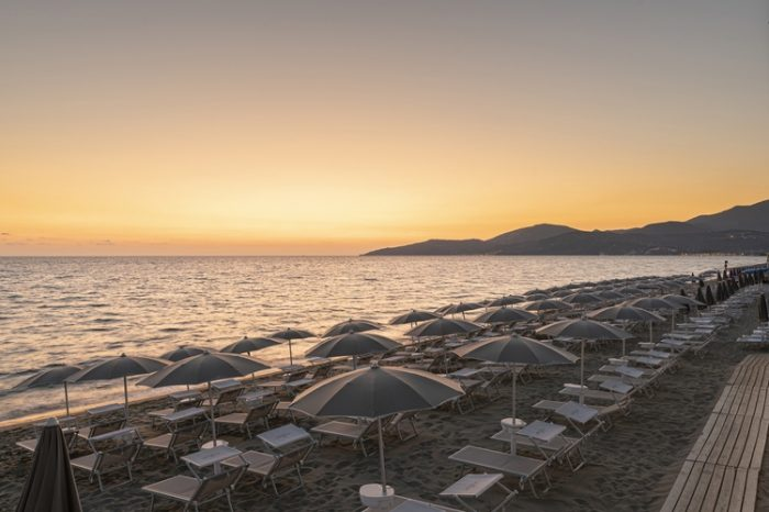 Campania- Olimpia Cilento Resort