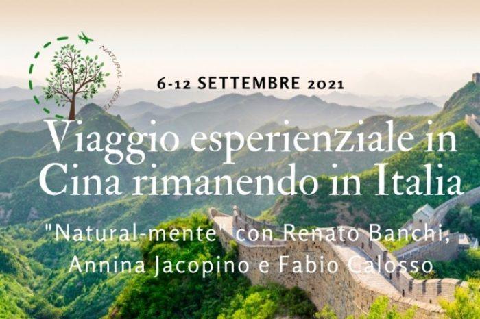 Viaggio esperienziale in Cina rimanendo in Italia – Dal 6 al 12 settembre 2021