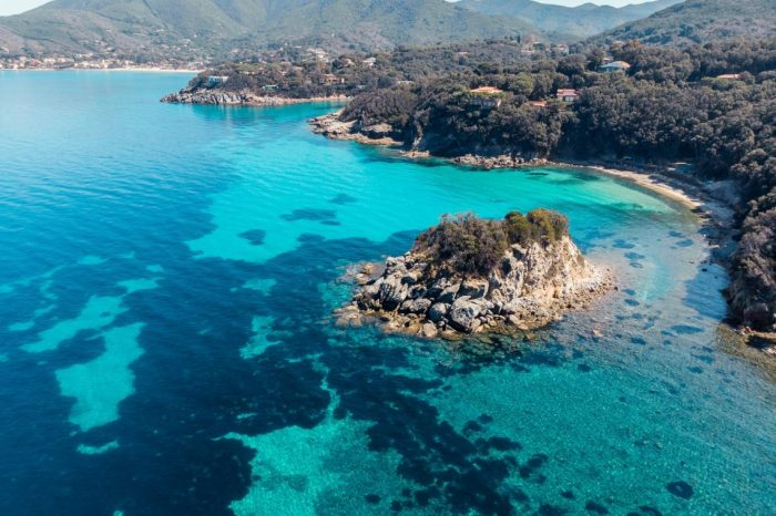 Trekkinando: Viaggio Trekking Toscana Isola d'Elba