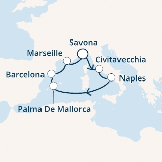 offerte crociere mediterraneo