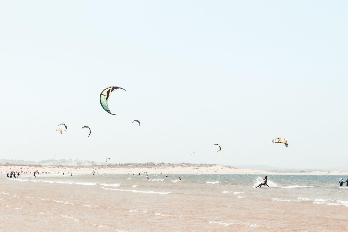 Marocco Kite surf