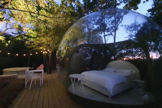 Bubble RoomGlamping Lucania