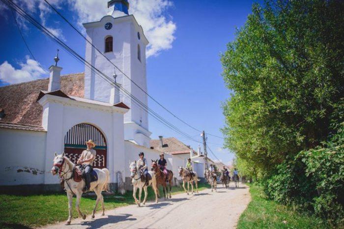 Cavalcando: La Transilvania Romania di Bram Stoker 2021