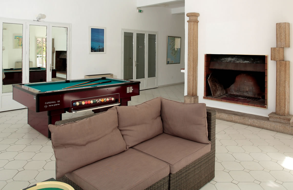 sala relax residenceporto vecchio