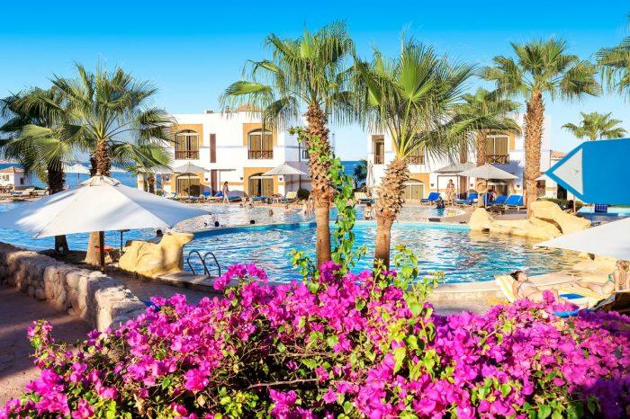 Amphoras Blu Beach Resort (ex Shores Aloha) EGITTO, SHARM EL SHEIKH, EL HADABA