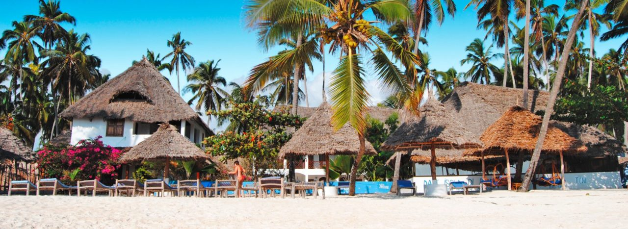 Blu Marlin Beach Resort TANZANIA, ZANZIBAR, KIWENGWA