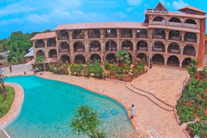 Palumbo Kendwa Resort – TANZANIA, ZANZIBAR, KENDWA